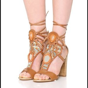Sam Edelman Yvette beaded heels